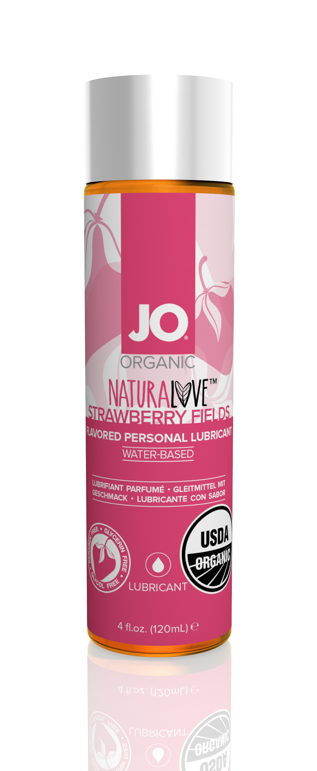 JO Naturalove Strawberry Fields