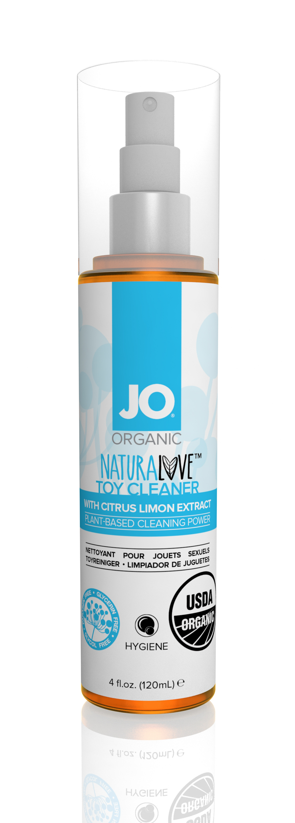 JO Naturalove Toy Cleaner