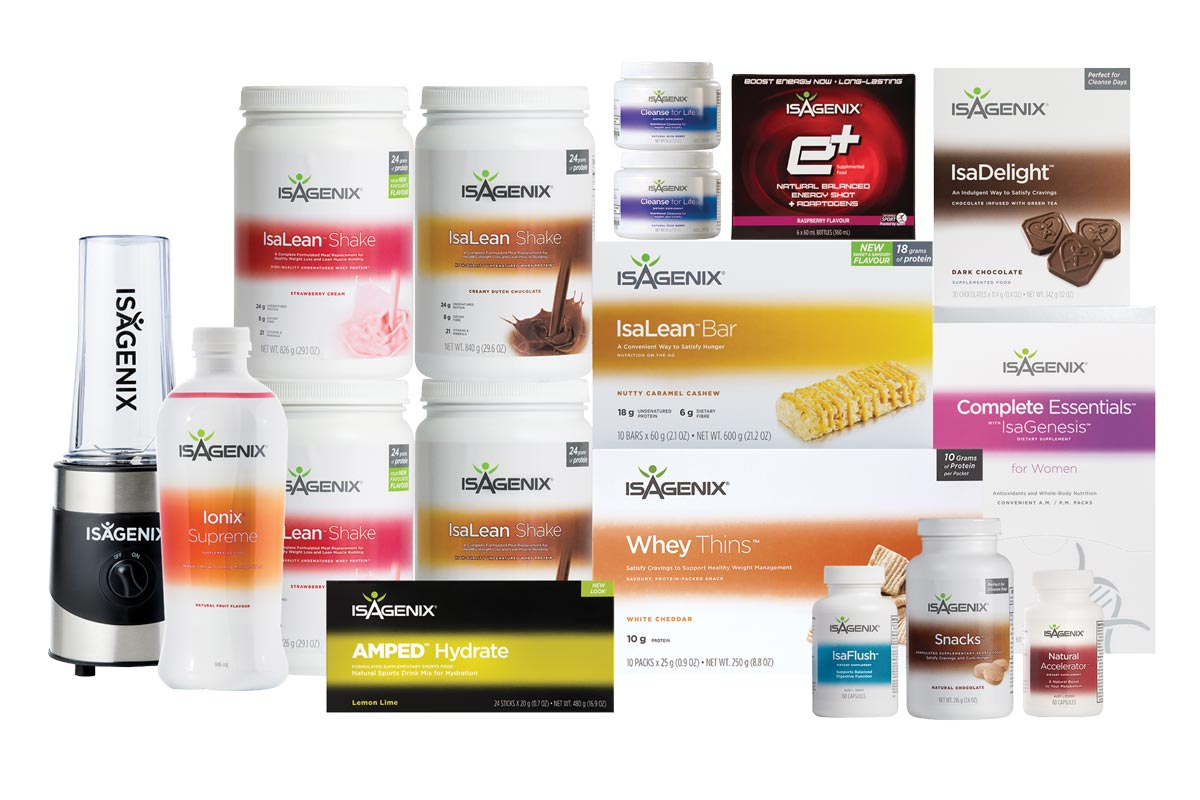 Ultimate Pack - 1st Best - Includes daily essential vitamins (includes herbs,adaptogens and telomere support e.g Ashwagandha, Milk Thistle) superfood smoothies that can be used for snacks or meals (depending on goals and activity levels).Intermittent fasting program, snacks for entire month. Adaptogen mix Ionix (helps body manage cortisol and adrenaline levels - life saver. Energy shots and blender.Price = $1,043.44PLUS 1:1 coaching for your first month, access to private facebook community, meal ideas, exercise tips, 25% off products for a year. Valued @ $299Total: $1,342.44Special Offer Buy Now and receive products AND coaching forTotal:$739.20