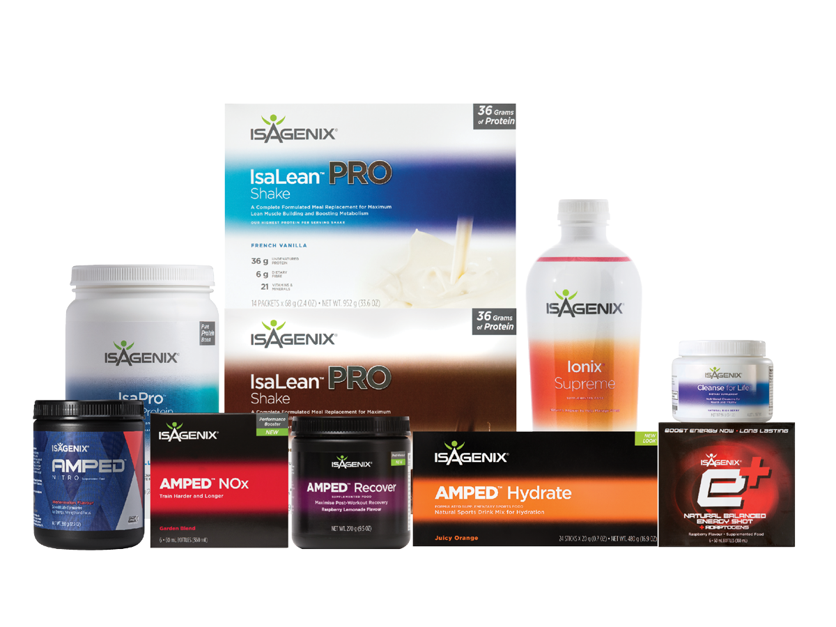 30 Day Performance System - 2nd Best - Half the amount of protein. Pre, during and post supplements to help with maximising your gym session, building muscle, energy supple, muscle repair and recovery. Daily adaptogen Ionix Mix. Intermittent fasting support. Energy shots. Straight protein.Price: = $564.98Plus 1:1 coaching for the month Including: Private FB support group, my personal number to contact me whenever needed, meal ideas, daily support and checking in, exercise tips 25% off products for a year. Valued @ $299= Toal $863.98Special Offer Buy NowPrice Total = $401.51