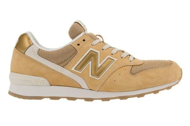 New Balance limited edition 996 $160, exclusive to Juliette Hogan.