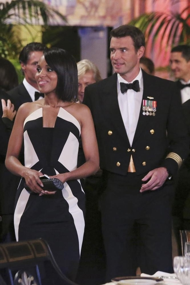 The gown that exuded Kerry's strength.jpg