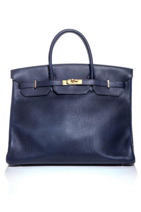 Hermès vintage tote, $12,759, matchesfashion.com.   COURTESY MATCHES FASHION