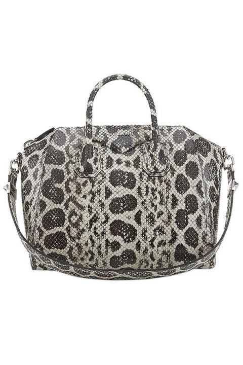 Givenchy bag, $5,590, luisaviaroma.com .  COURTESY LUISA VIAROMA