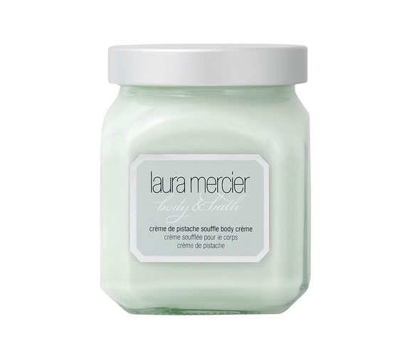When a coworker has this body cream on at the office, people stop by her desk all day to ask what she's wearing. They can't exactly put their finger on it, but they say it's amazing. This almond-meets-coconut milk scent is mixed with hints of cinnamon and vanilla for a warm finish. We also like that it's not overtly feminine, and that it's rich and moisturizing on skin, but not too heavy.  $60,   sephora.com