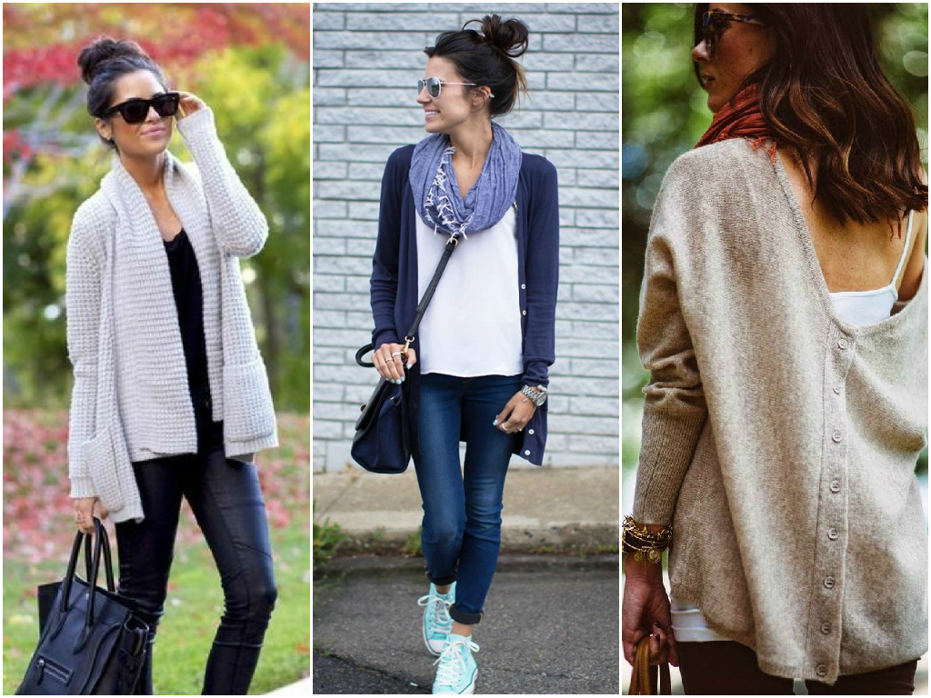 There are numerous types, colors, prints, and sizes of cardigans. You should have at least one in your closet. Just make sure it fits your body shape and matches up well with your clothes. The right cardigan will make you look flawless.