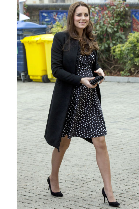 What:Asos dress (it  sold out in less than an hour )  When:March 18  Where:Visiting the Brookhill Children's Centre in Woolwich