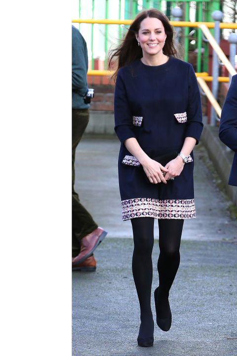 What:Madderson London  When:January 15  Where:Visiting the Barlby Primary School in London  GETTY