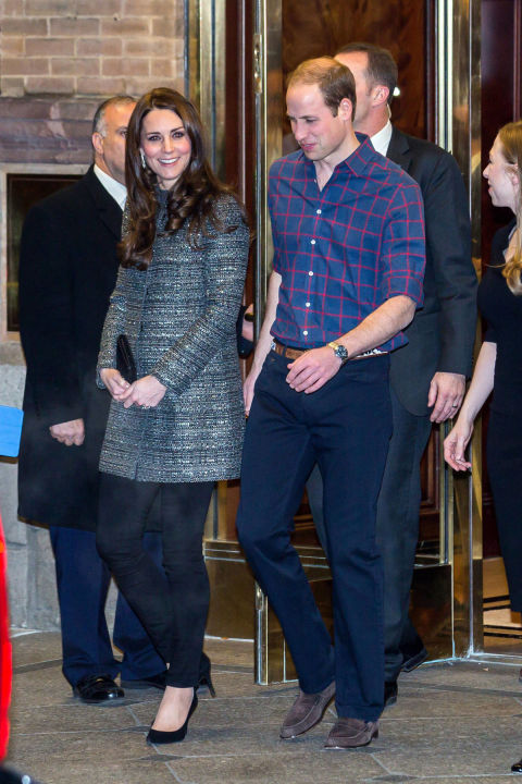What:Tory Burch jacket  When:December 8  Where:Leaving  GETTY IMAGES