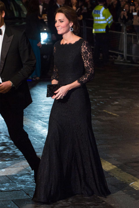 What:Diane von Furstenberg  When:November 13  Where:The Royal Variety Performance in London  GETTY IMAGES