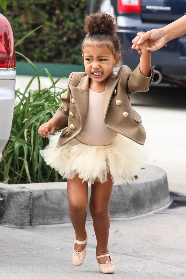 Nori's dad was sentenced to two years probation in 2014 for attempting to grab a photographer's camera in 2013. He was charged with misdemeanor battery and attempted grand theft. In 2008, he smashed a photographer's camera and was charged with battery and grand theft.