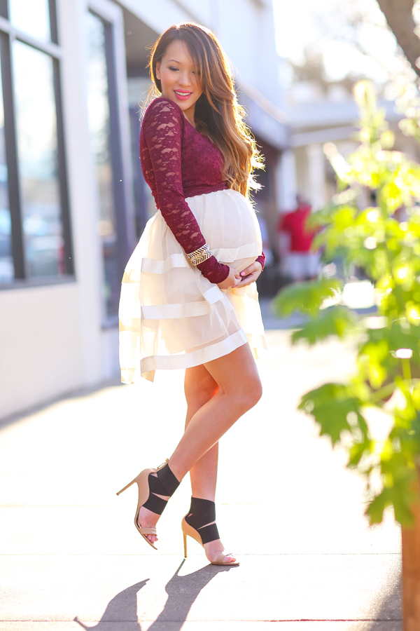 30 Super Cute Maternity Outfits Neonfix Nyc
