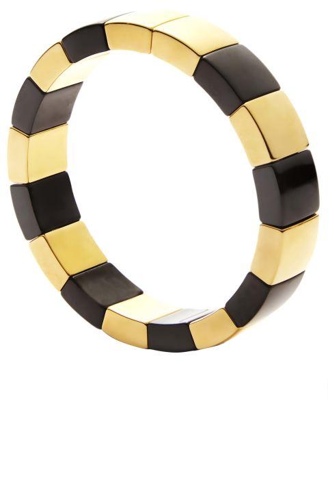 Roberto Demeglio bracelet, $296, robertodemegliousa.com .  STUDIO D