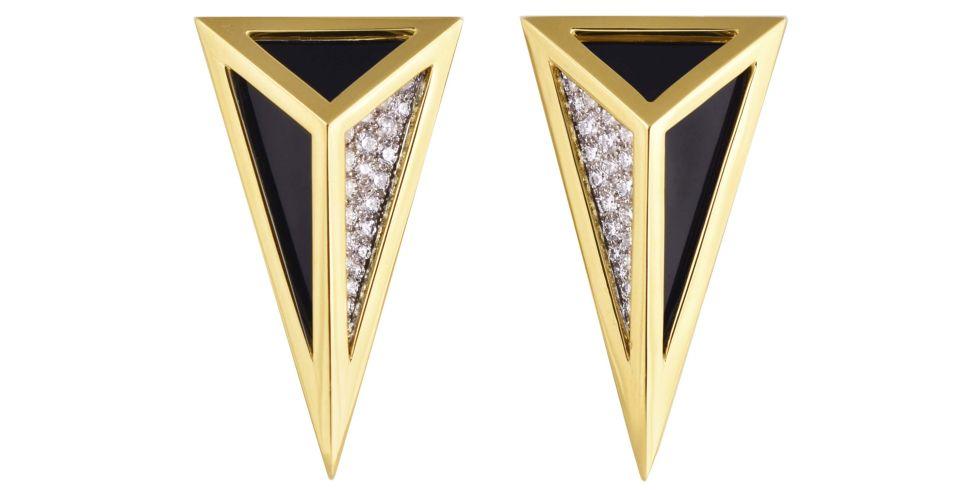 Hutton Wilkinson for Tony Duquette earrings, Saks Fifth Avenue, 877-551-7257.  STUDIO D