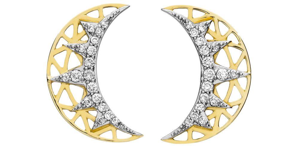Ivanka Trump earrings, $1,160, Neiman Marcus, 888-888-4757.  STUDIO D