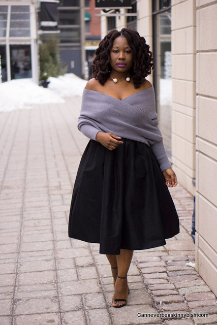 """Rae B was on board, and said, """"  Girl you killed it! I loved every fit…from the patterns to the color schemes. I wish more of my African genes were dominant because your curves are crazy and your waist is snatched! lol lol sigh to be a woman with the """"apple shape."""""""