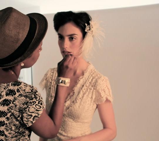 NY Weddings Magazine Bridal Gown photoshoot
