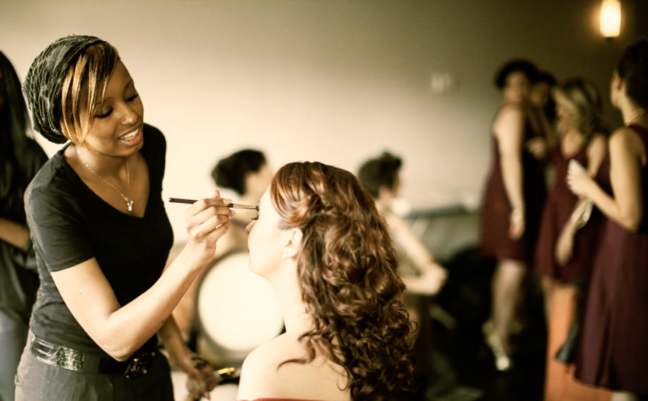 Makeup by Jhenelle / Hair by Paul Mitchell Rabell