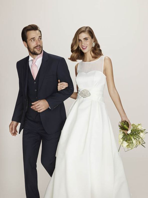 Kit out your wedding party without breaking the bank [BHS