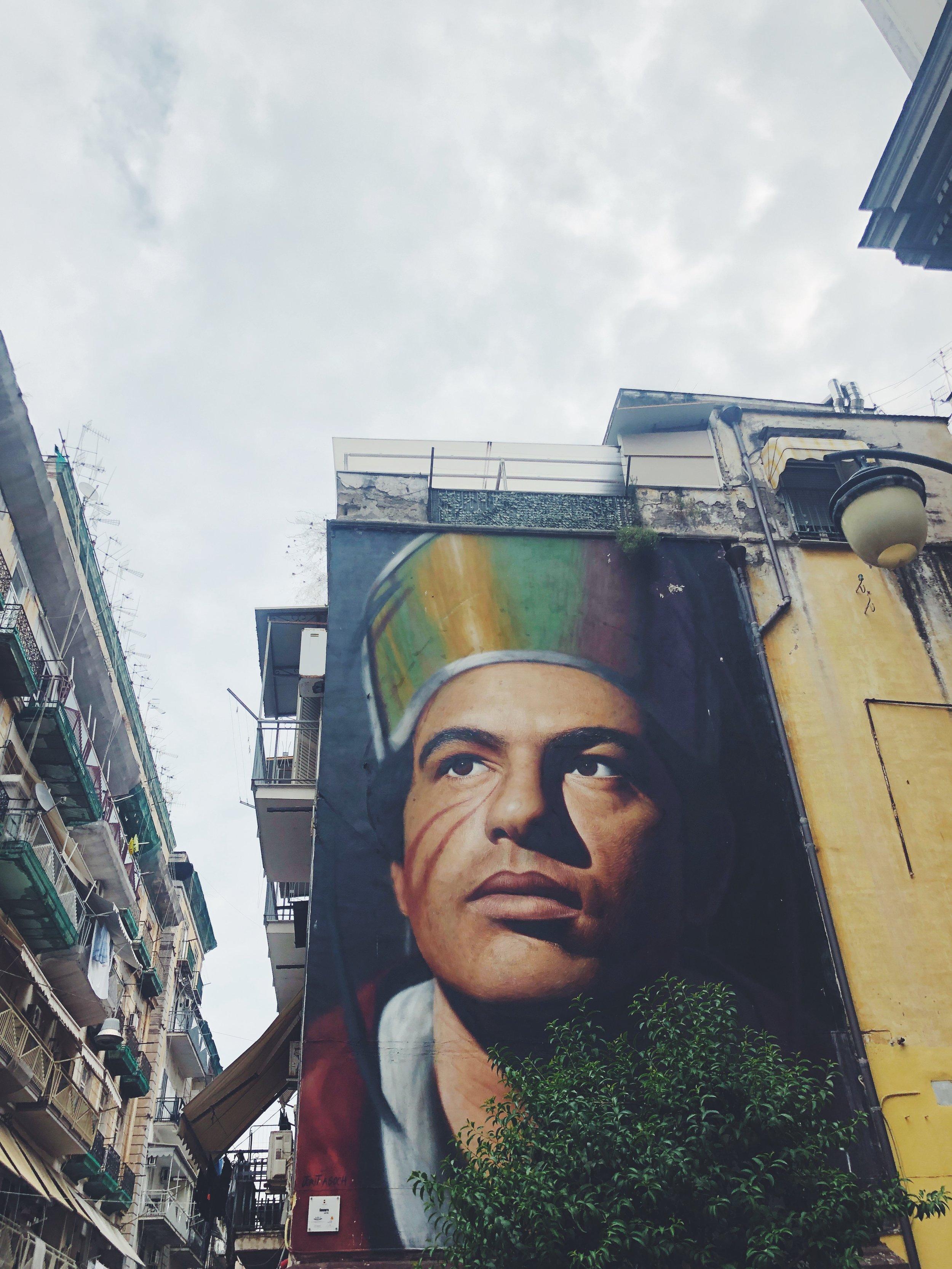 Napolitan Street Art
