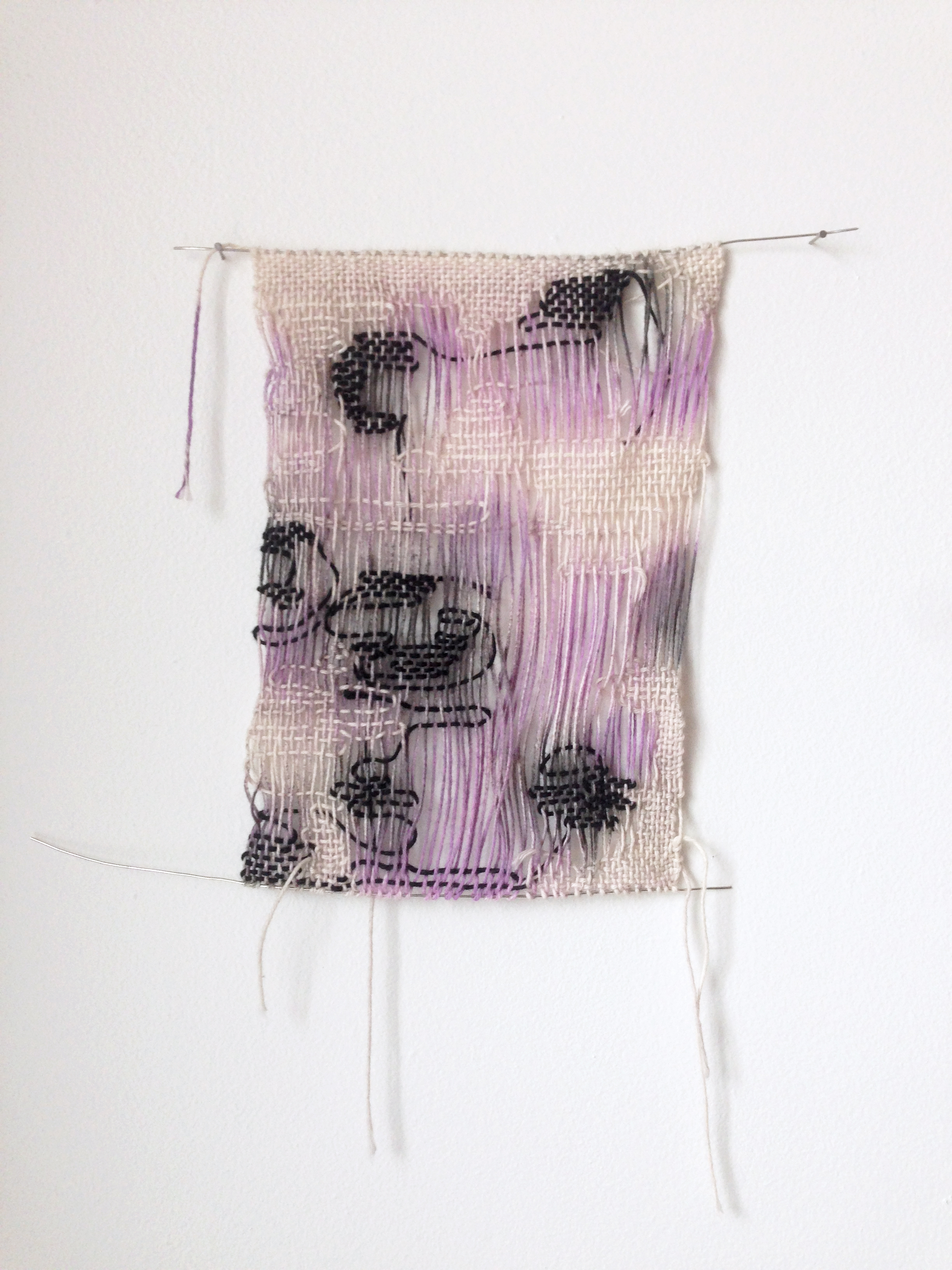 Untitled (Loose Weave)