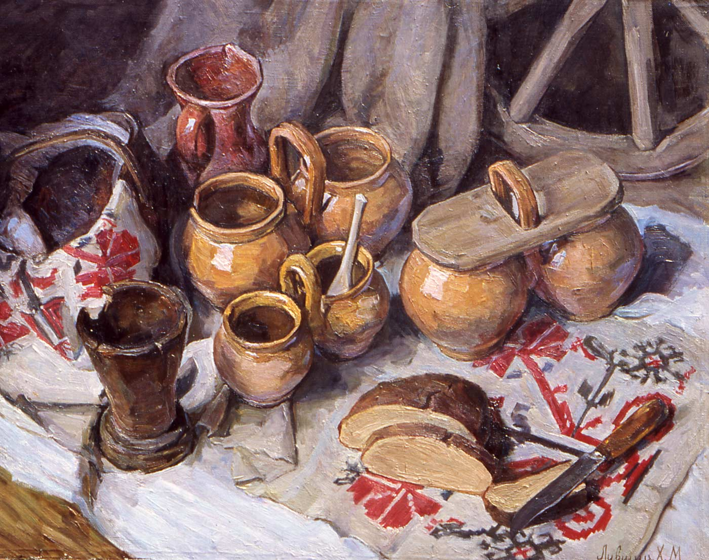 Peasant Pottery
