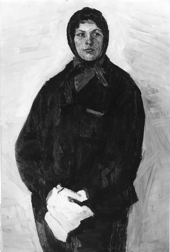 Portrait of V.K. Kudrez