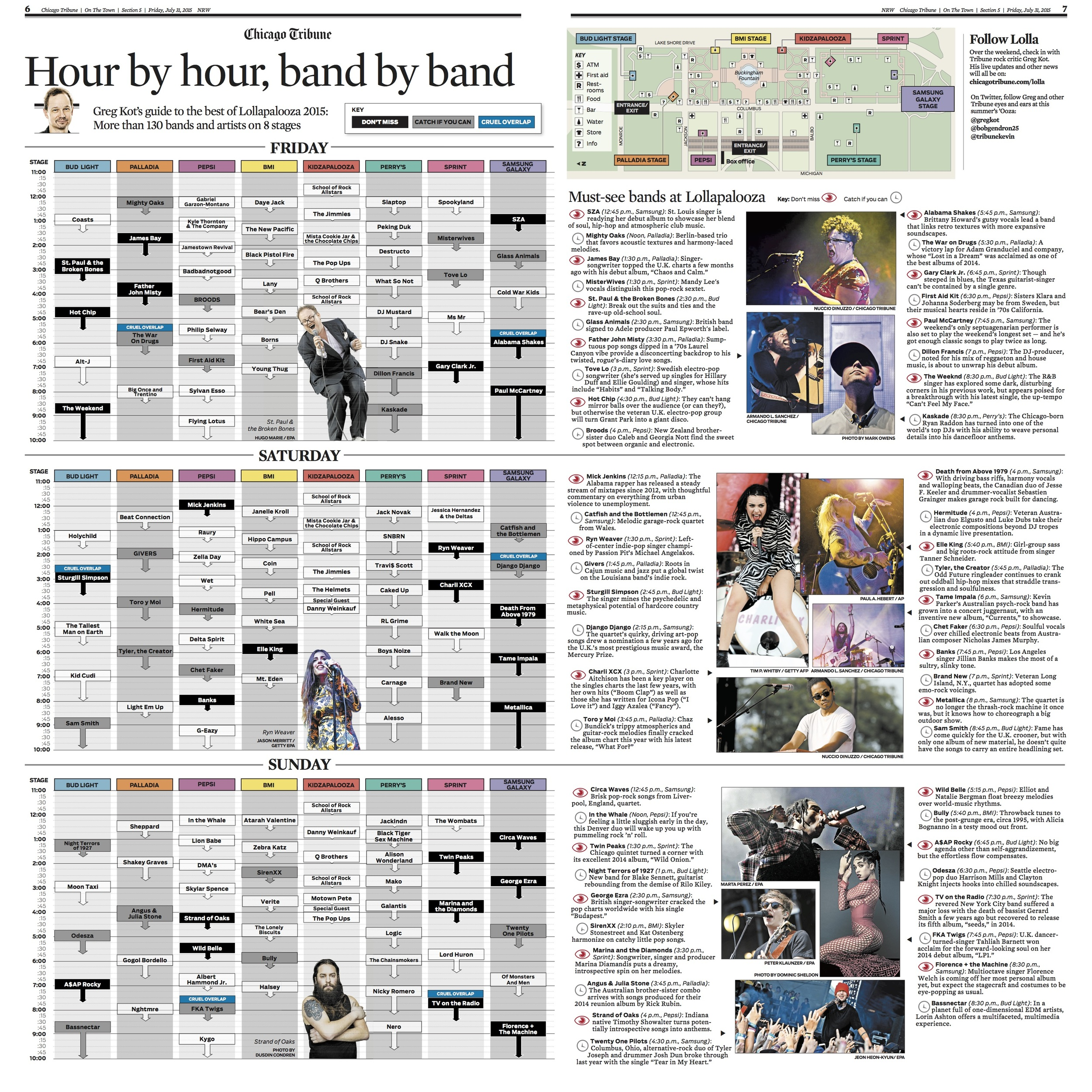 July 31, 2015 / Chicago Tribune