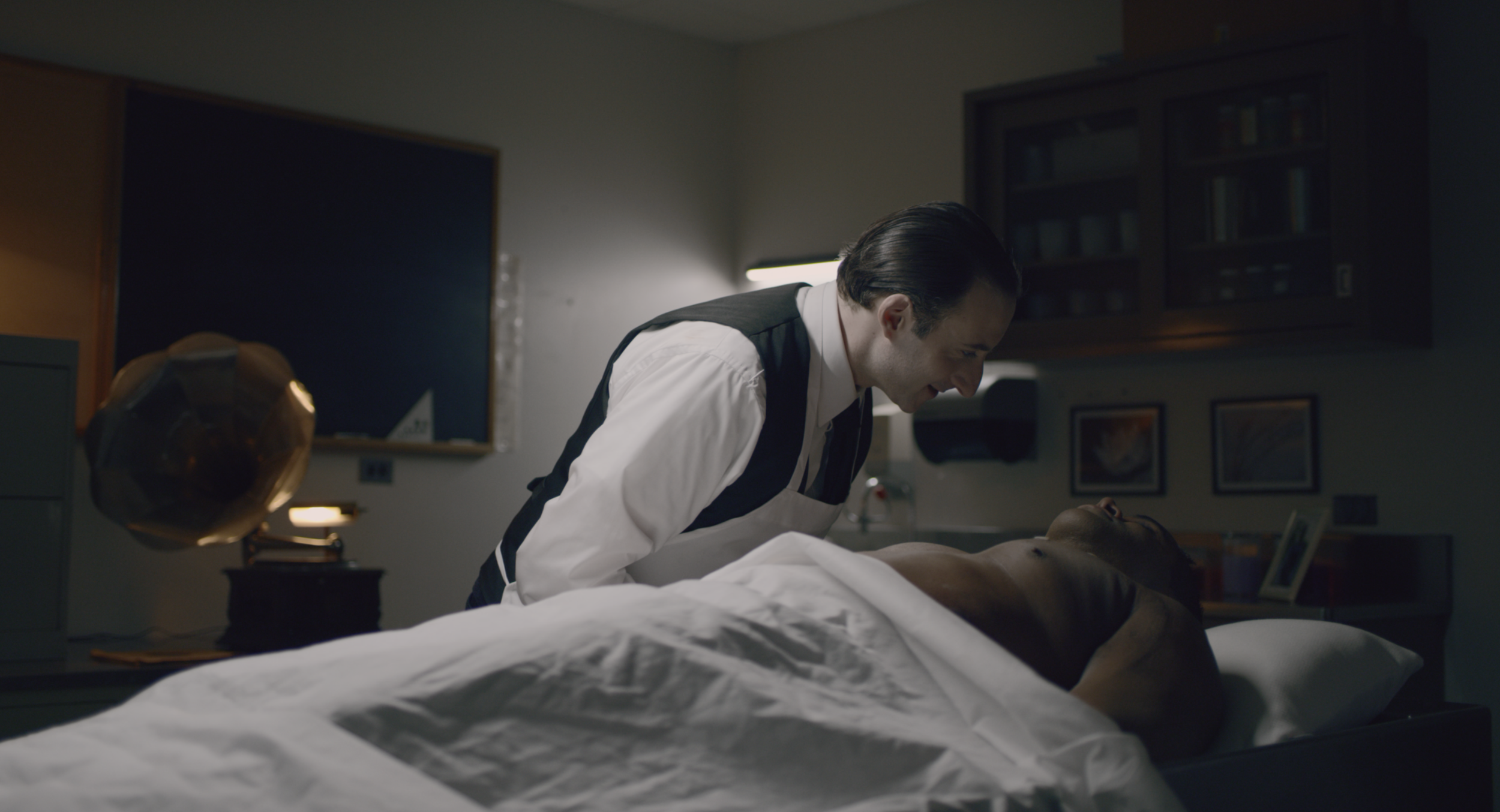 'Mr. Sam' Gets Uncomfortable With a Corpse - At this year's Dances With Films festival, director Zeus Kontoyannis will be bringing his short film Mr. Sam for its West Coast premiere…