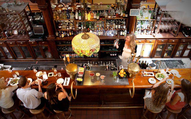 Antique Bar