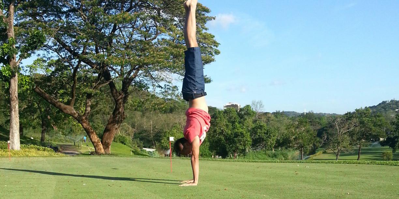 The Handstand Tutorial