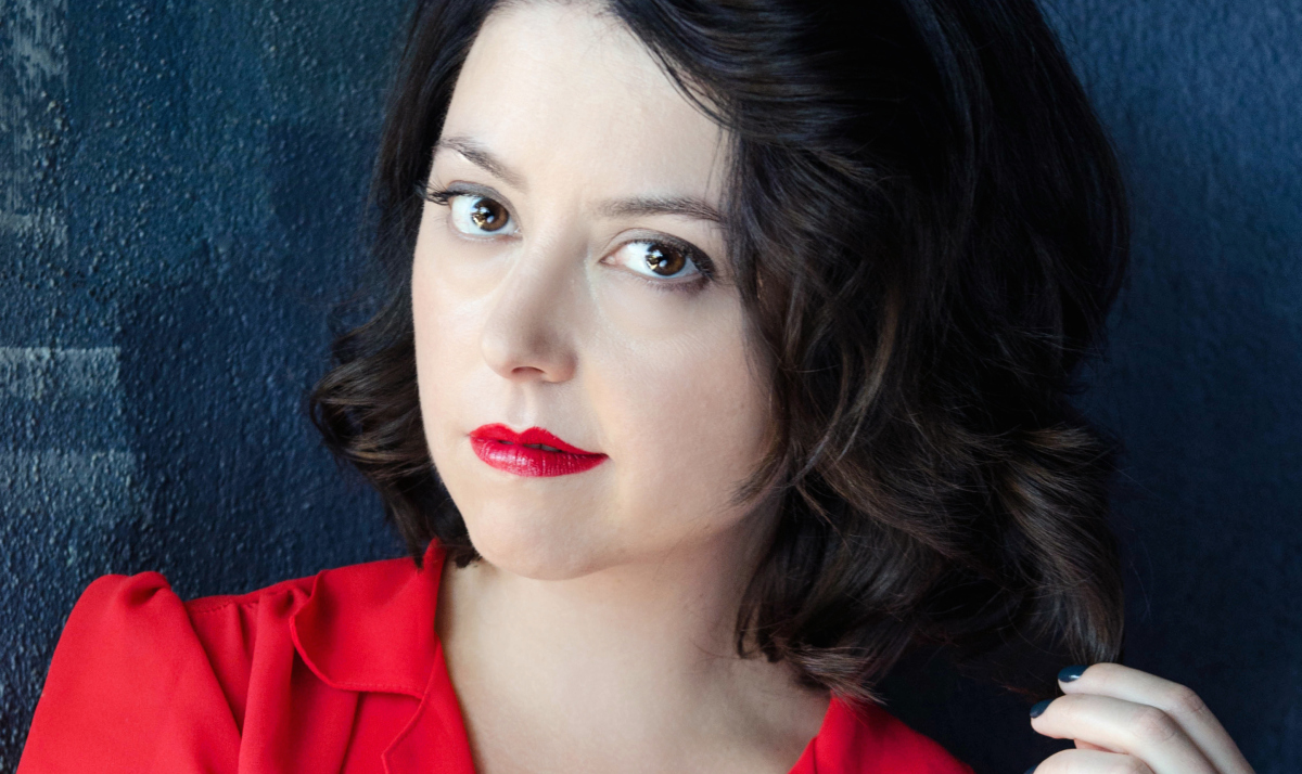 Karina Longworth writes, presents and the produces the podcast 'You Must Remember This'