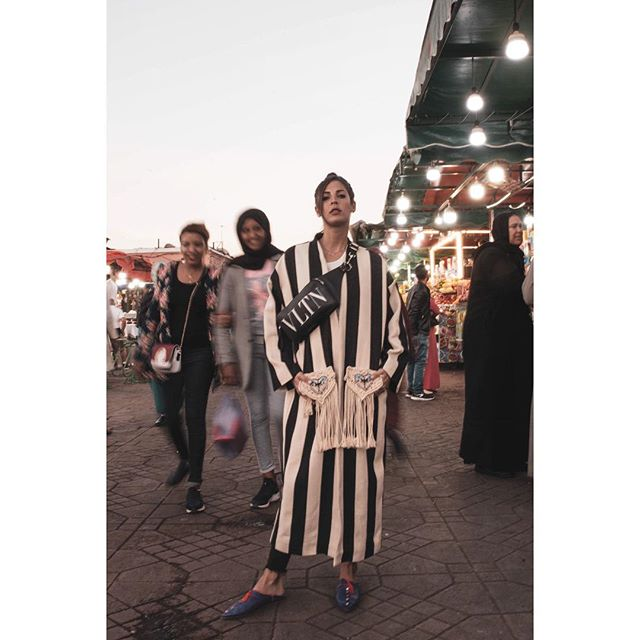Jemaa el Fna Square | @martinaluchena . . . . . . #ootd#fashion#photographer#photo#portraitphotography#style#milano#italy#morocco#marrakech#maroc#newyork#paris#london#editorial#ysl#casablanca#fashionphotography