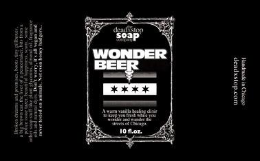 Wonder Beer Bodywash
