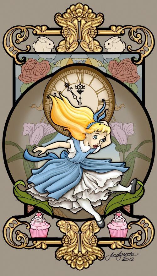 Alice Nouveau
