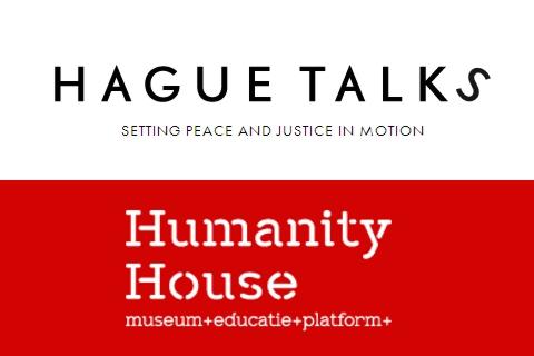 HagueTalks & Humanity House logos
