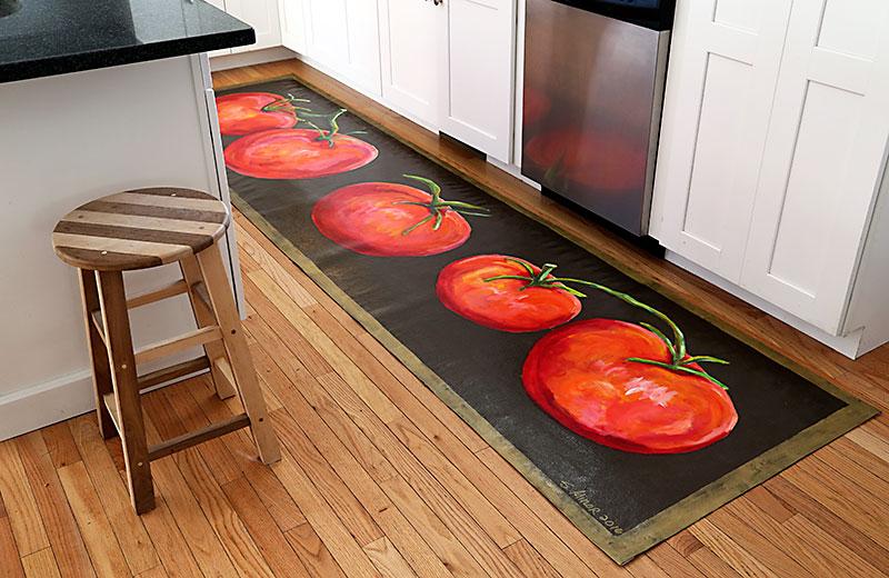 10' Custom Tomatoes Runner