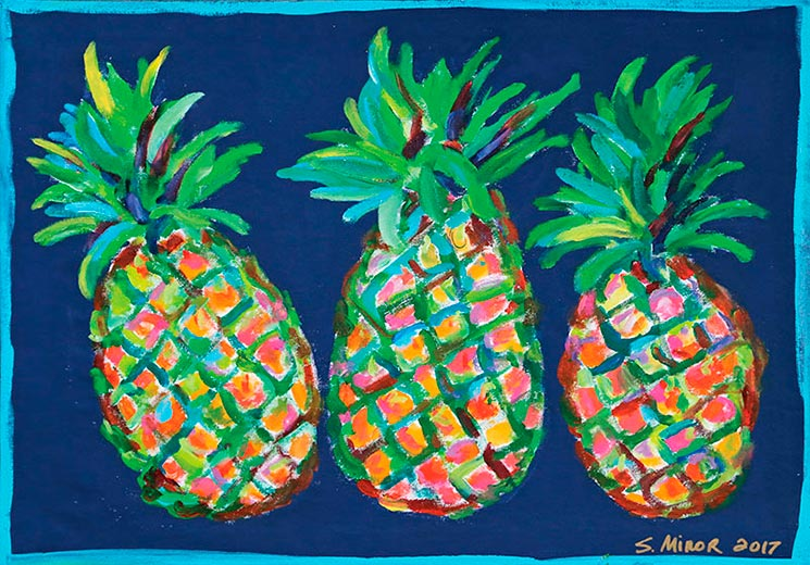 Pineapples_on_Navy_Placemat_web.jpg