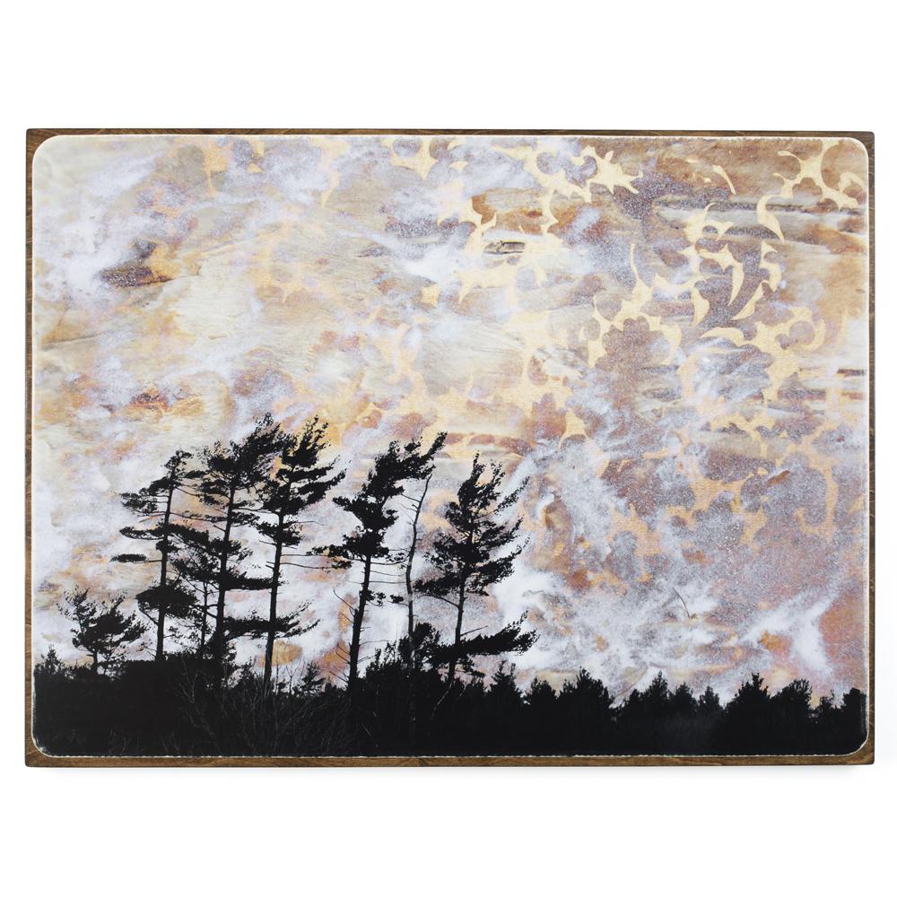 Gilded Birch