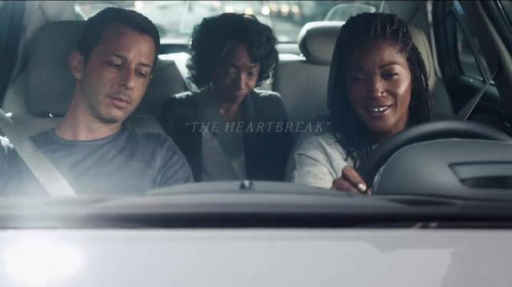 Yolonda Ross Cadillac commercial