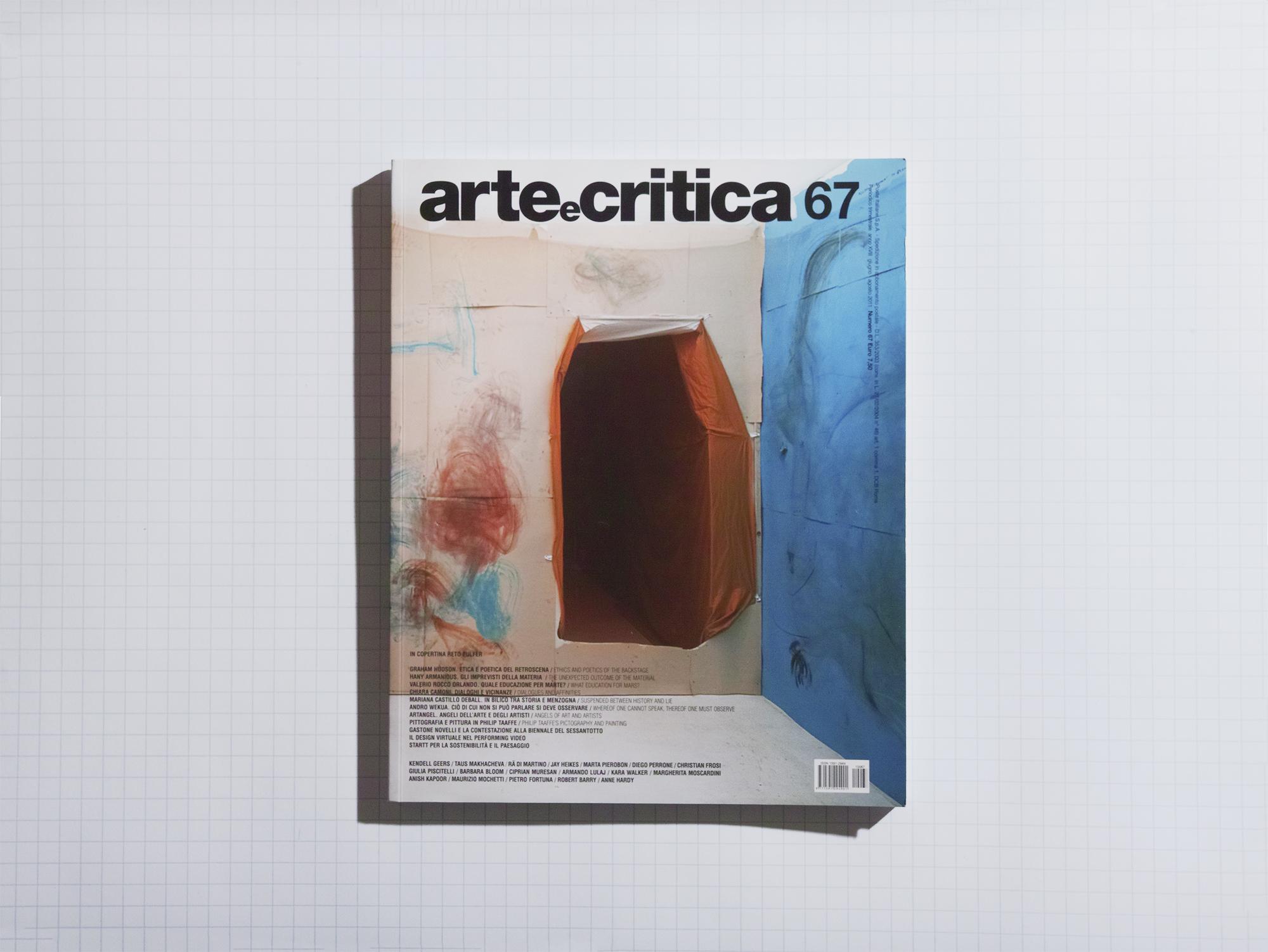 Arte e Critica 01