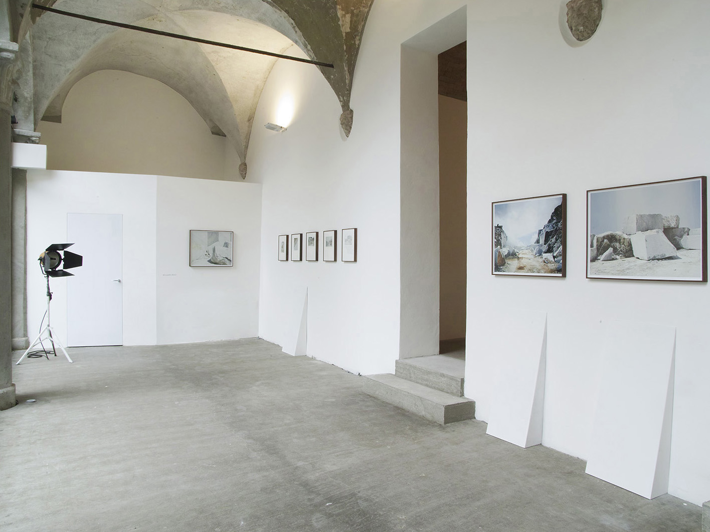 THE REMAINS OF THE WHOLE - APRIL 13 - MAY 18 2019 - PALAZZO CALCAGNI  SUBLIME EXHIBITION