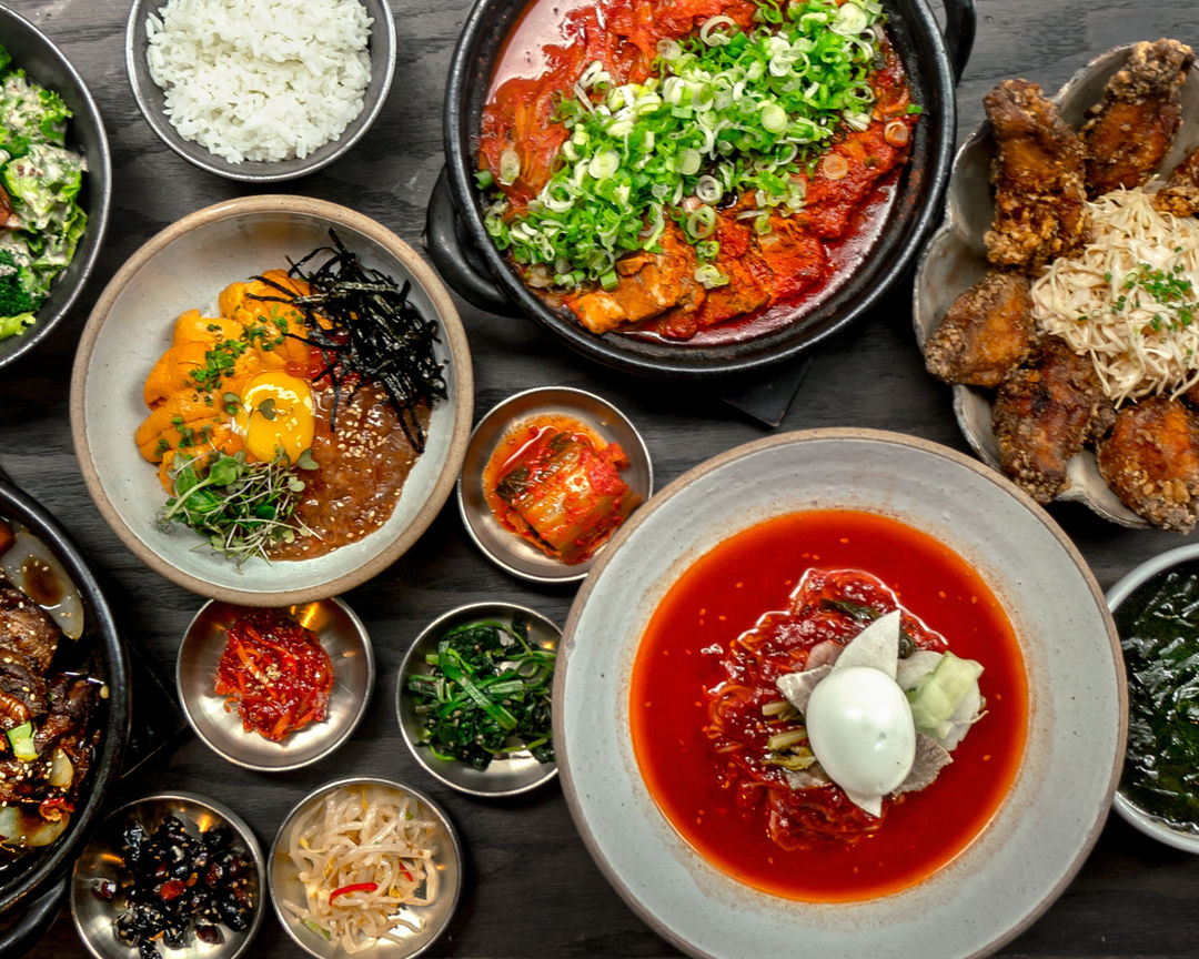 The Best Korean Dining In New York City Right Now Isn T In