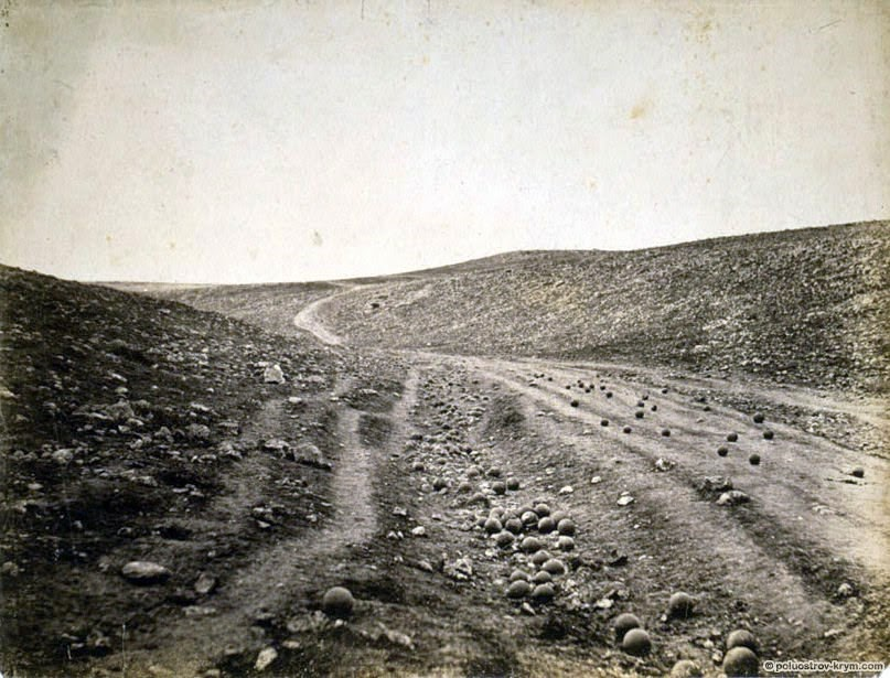 Image by Roger Fenton, 1854