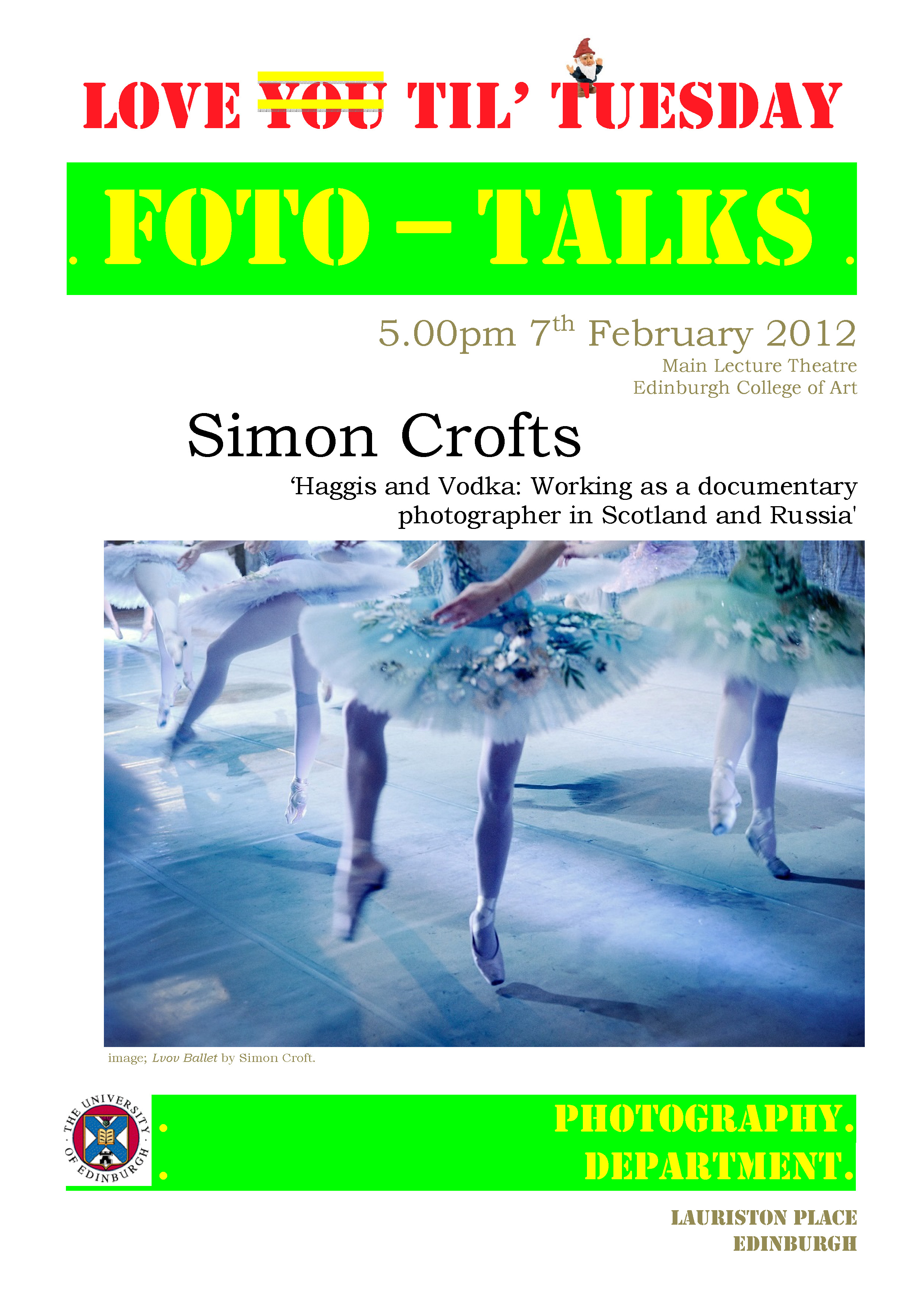 Open Photography Talk -Simon