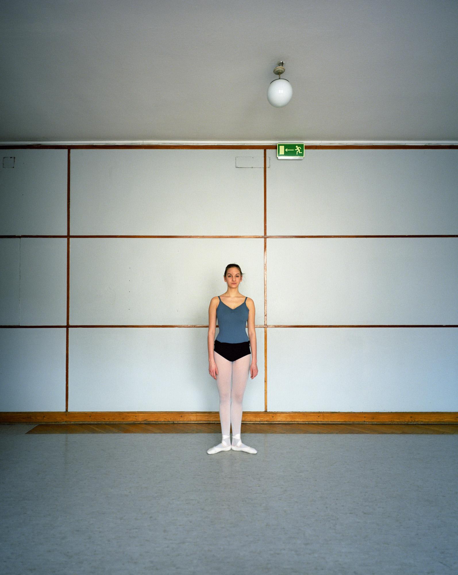 Martyna, Warsaw Ballet School