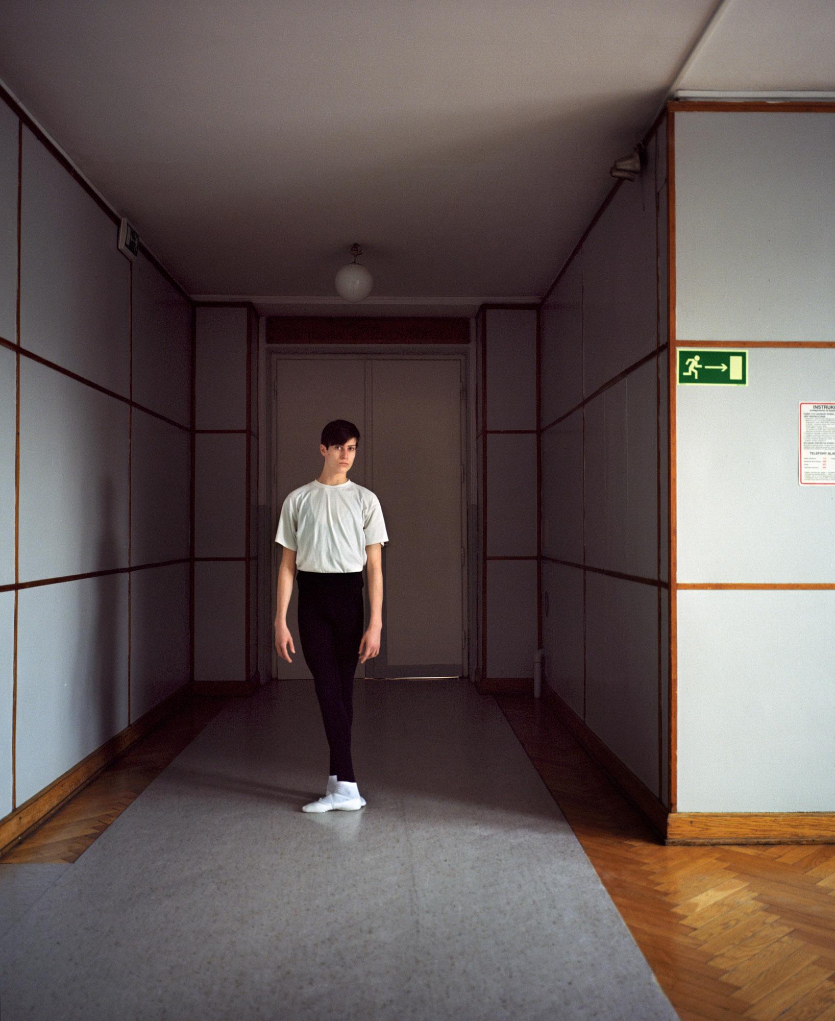 Krzysztof, Warsaw Ballet School