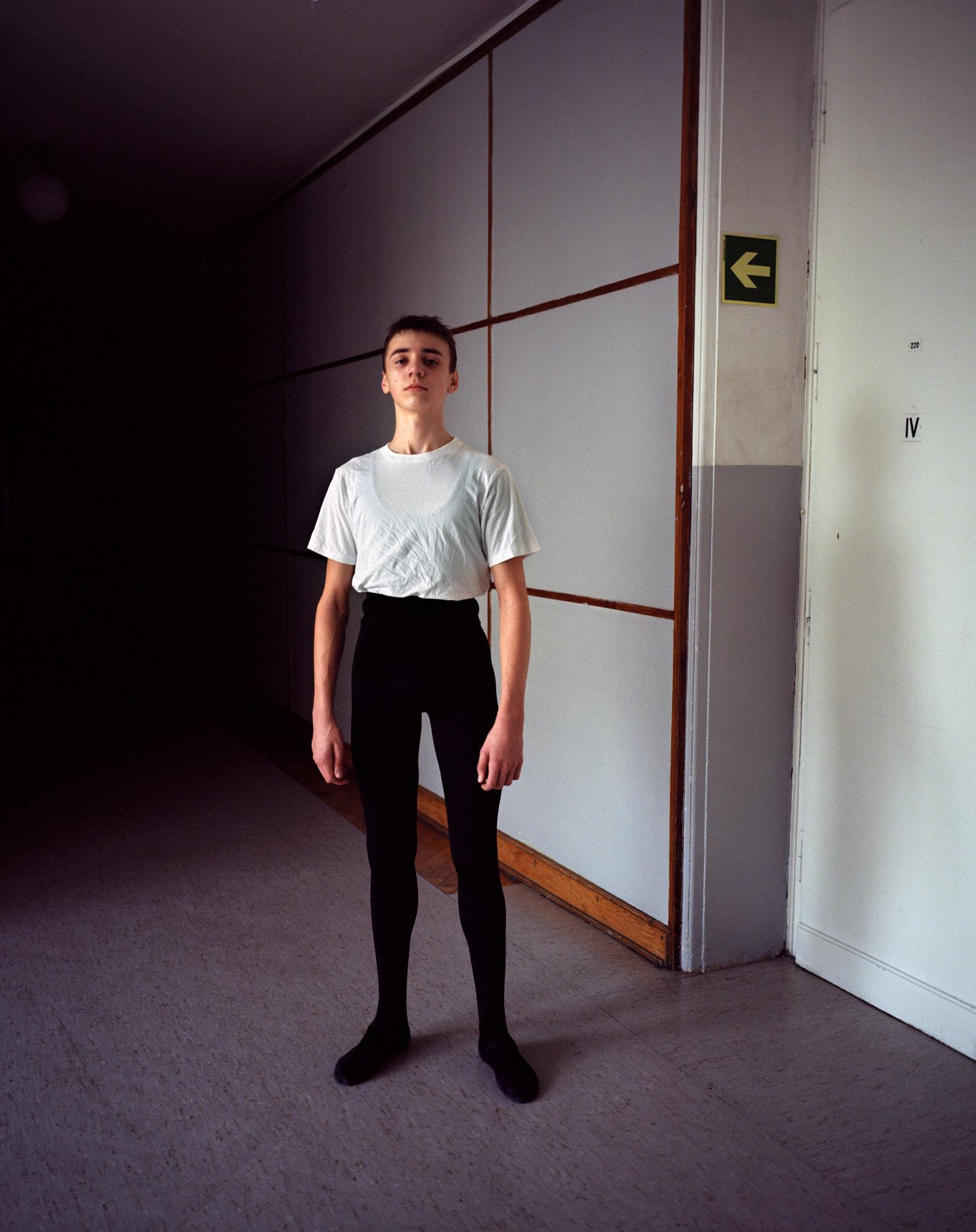 Pawel, Warsaw Ballet School