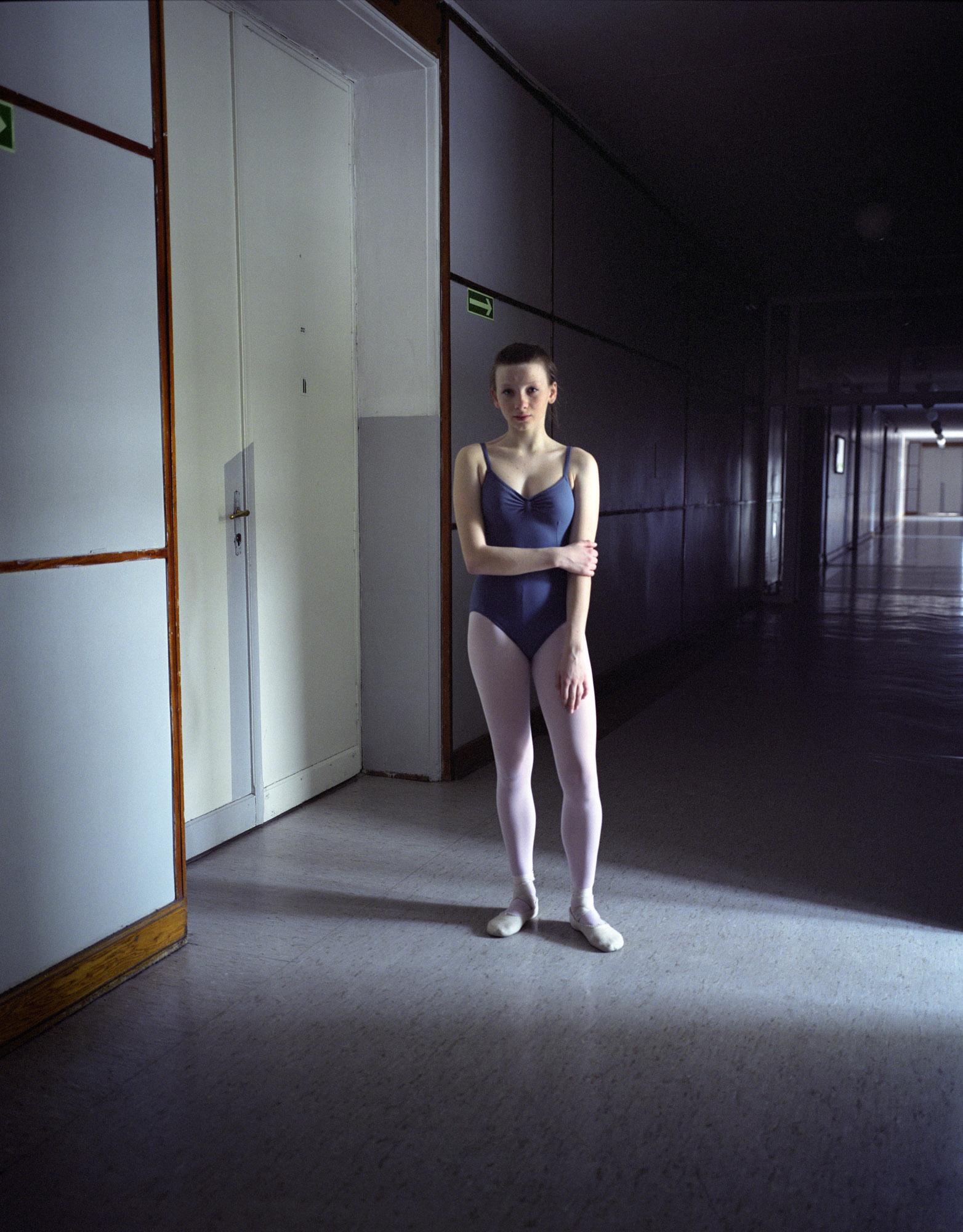 Klaudia, Warsaw Ballet School
