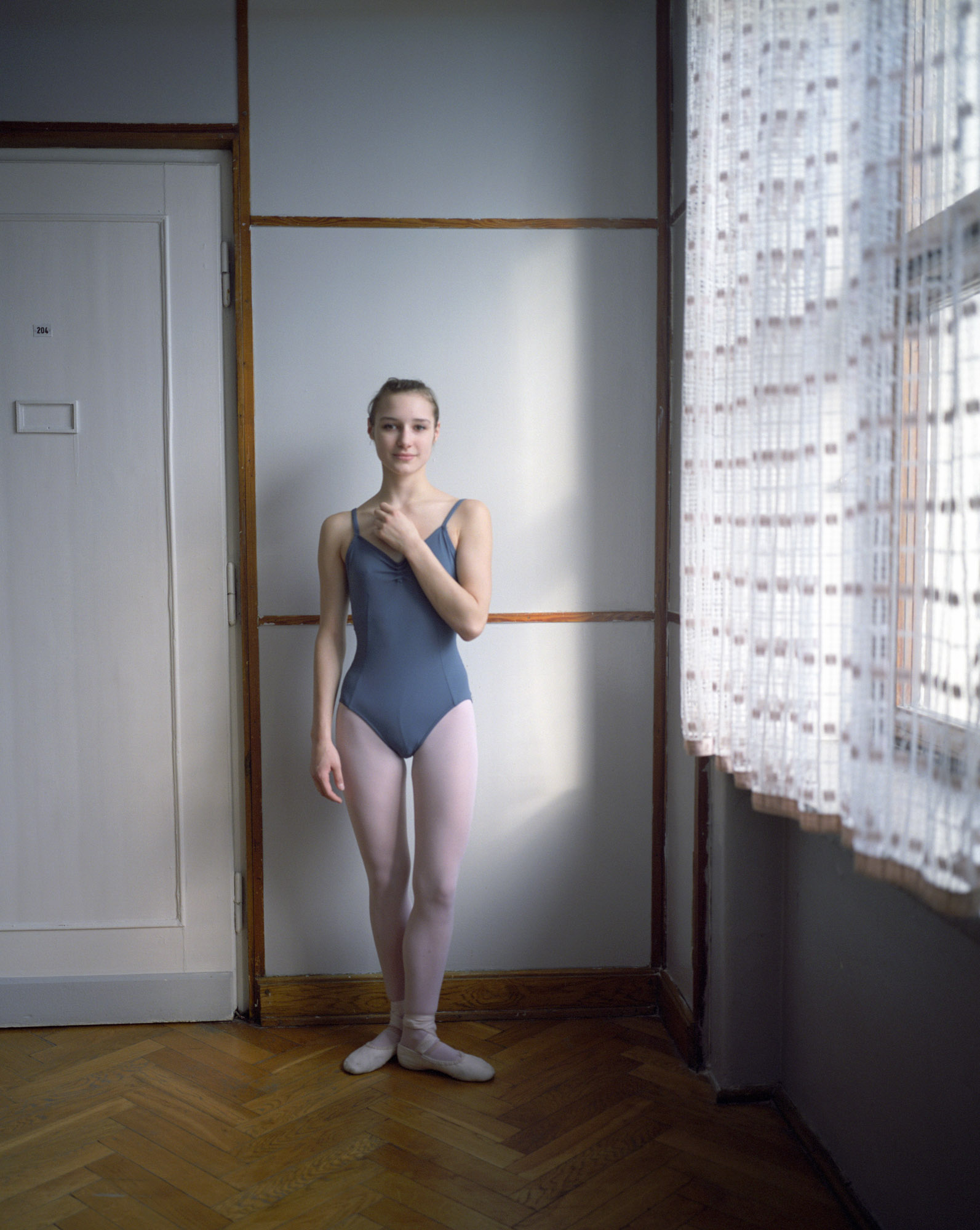Maria, Warsaw Ballet School